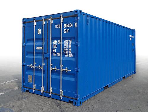 container khô 20 feet